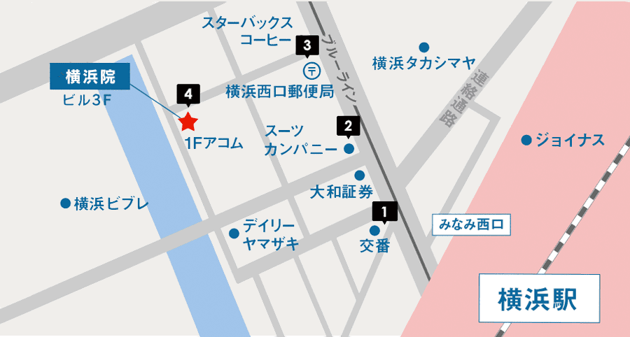 横浜駅 シアリス